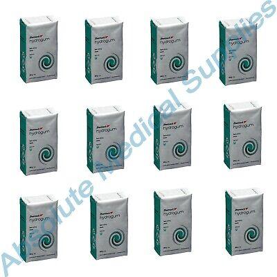 12-packs Zhermack Hydrogum Dust Free Alginate Mint Scent Green 1.1 Lbs C302025