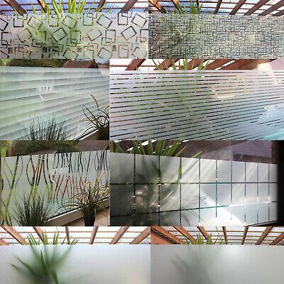 sfolie Sichtschutzfolie Fensterfolie Dekor Klebe Folie  (Milch-glas)