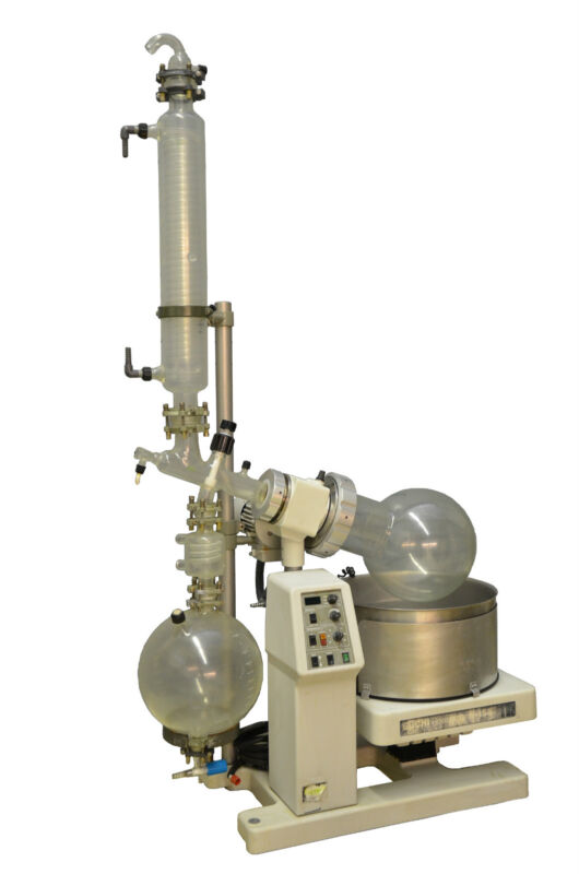 BUCHI Rotavap R-153 Rotary evaporator in great working condition +90day warranty