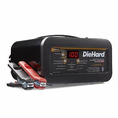 DieHard 71326 6/12V Gold Shelf Smart Battery Charger and 12/80A Engine (Die Hard Battery Charger And Engine Starter)
