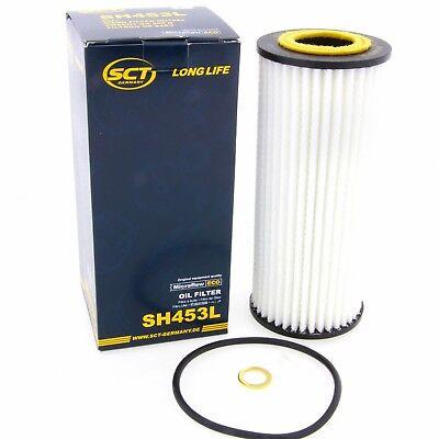 SCT Ölfilter SH453L Filter Motorfilter Servicefilter Patronenfilter