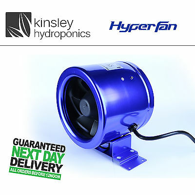 Phresh Hyper Fan - The Ultimate Grow Room Digital Fan - Hydroponics (The Grow Room)