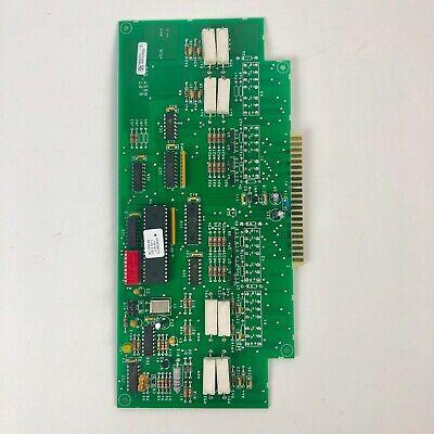 New Simplex 562-731 Fire Alarm 8 Pt Module Monitor Card Class B Assembly Board