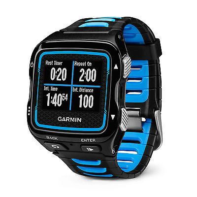 Garmin Forerunner 920Xt Multisport Fitness Watch Bundle With Hrm Blue Black