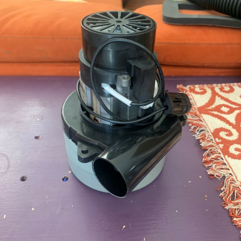 Vacuum Commerical Vac Motor 36V 3STG Interchangeable W/ 119432-13 W/ Connector