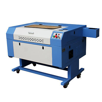 New 60w Co2 Laser Usb Cutting Engraving Machine 500700mm Engraver Machine