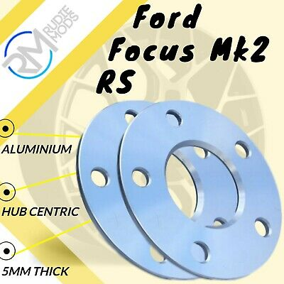 FORD Focus Mk2 MK3 5mm in lega Hubcentric Wheel Distanziatori 5x108 PCD