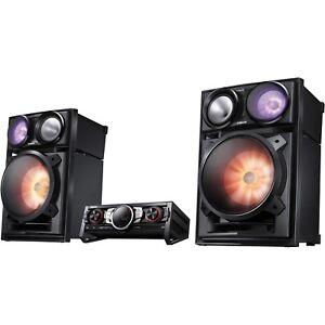 Samsung crazy stereo