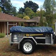 Offroad Camper trailer Mornington Mornington Peninsula Preview