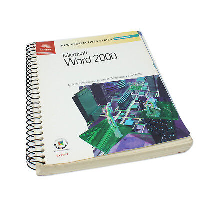 New Perspective Series Microsoft Word 2000 Comprehensive