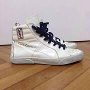 Yves Saint Laurent Womens Sneakers sz 35 Toorak Stonnington Area Preview