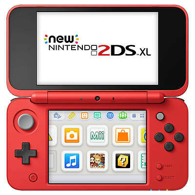 Nintendo New 2DS XL Pokeball Edition Console