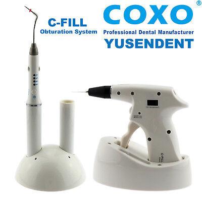 Coxo Dental Endodontic Gutta Percha Obturation System Pen Gun C Fill Kit