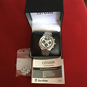 Citizen Eco Drive Calibre 2100