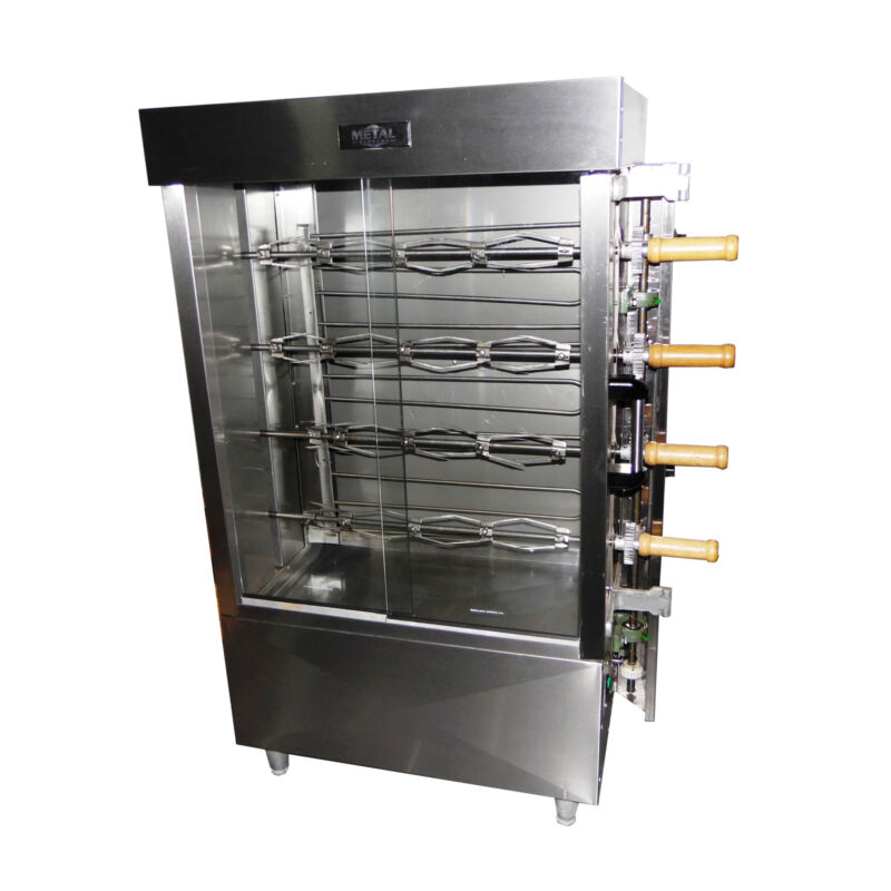AMPTO FRE4VE Rotisserie Electric Oven