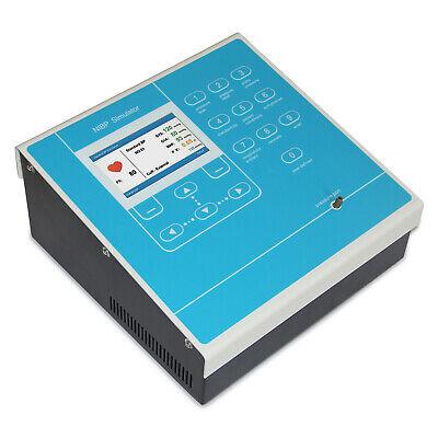 Nibp Patient Simulator 4.3 Lcd Test Instrument Non-invasive Blood Pressure