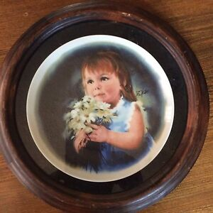Collector Plate -- 'For You'