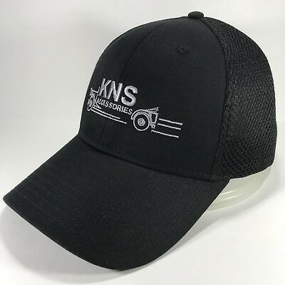 KNS Accessories Antique Auto Parts Hat Cap Black New Chevrolet Ford USA Truck
