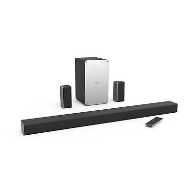 Vizio 5.1 Surround Sound Bar Speaker System Wireless Subwoofer Bluetooth For Tv