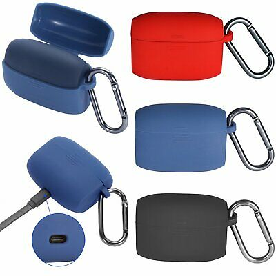 For Jabra Elite Active 65t Earphone Full Protective Silicone Case Cover Shell
