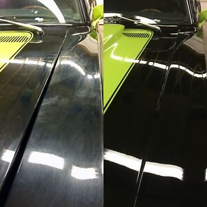 Automotive Detailing - Clean/Correct/Coat