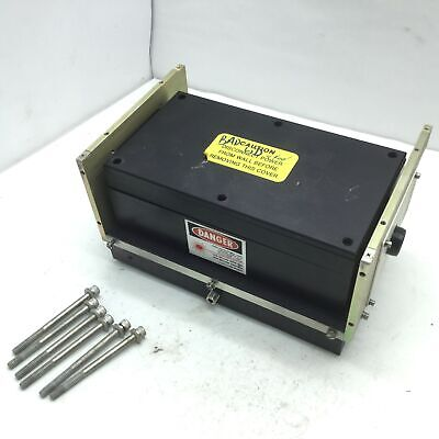 Lee Laser Head 010353-001 Yag Pumping Chamber Bad Lid Rod See Pictures