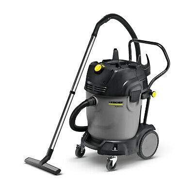 Karcher Nt 652 Tact Wetdry Commercial Vacuum 16673100