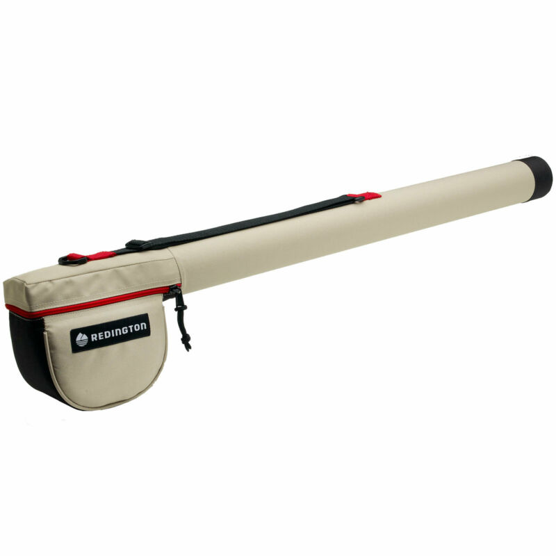 Redington Rod & Reel Case Tube for 2 or 4 Piece Fly Rods Travel Case