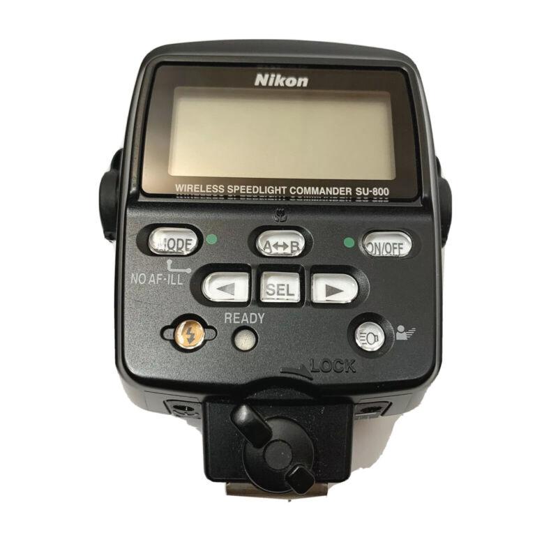 Nikon Speedlight SU-800 Shoe Mount Flash for Nikon