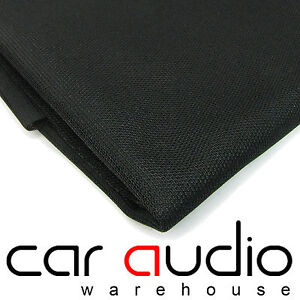 Connects2-CT64-01-Black-Acoustic-Car-Home-HiFi-Speaker-Grille-Cloth-Cover