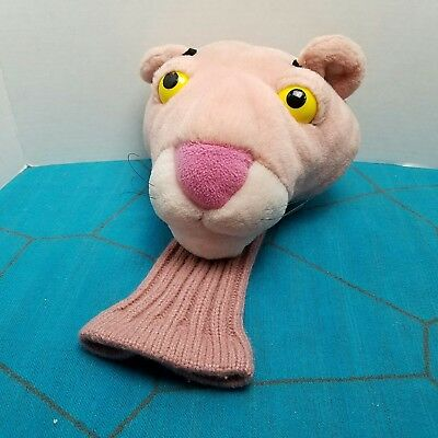 Pink Panther Stuffed plush golf club Head cover Winning Edge Designs (Pink Panther Club Cover)