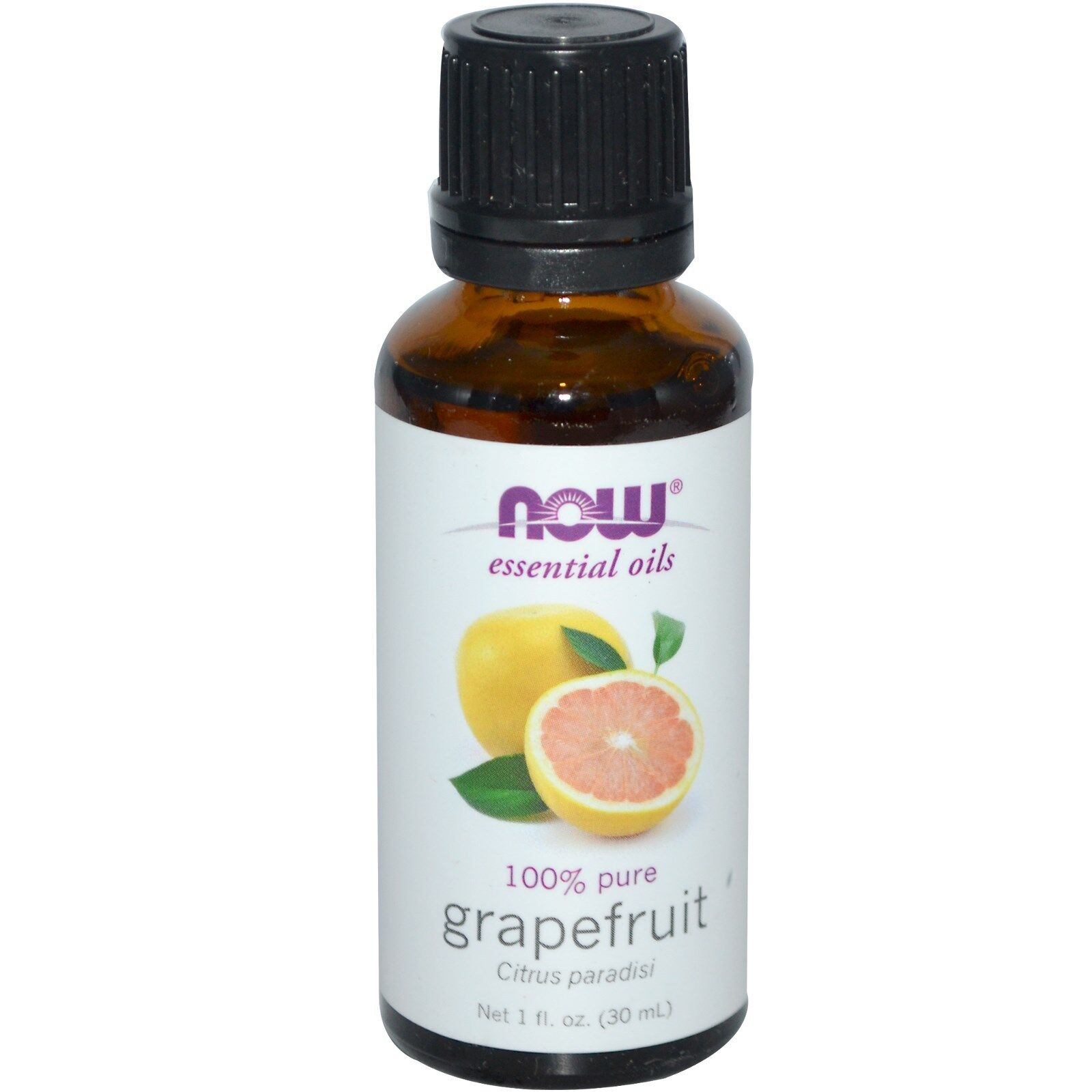 NOW Foods 1 oz Essential Oils and Blend Oils - FREE SHIPPING! Grapefruit