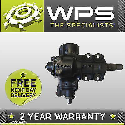 NISSAN NAVARA D22 RECONDITIONED POWER STEERING BOX 1999-2009