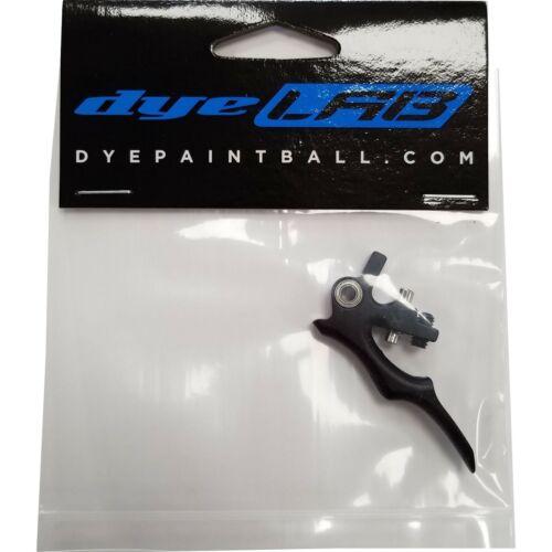 Dye DSR BWing21 Aluminum Trigger - Black Dust - Paintball