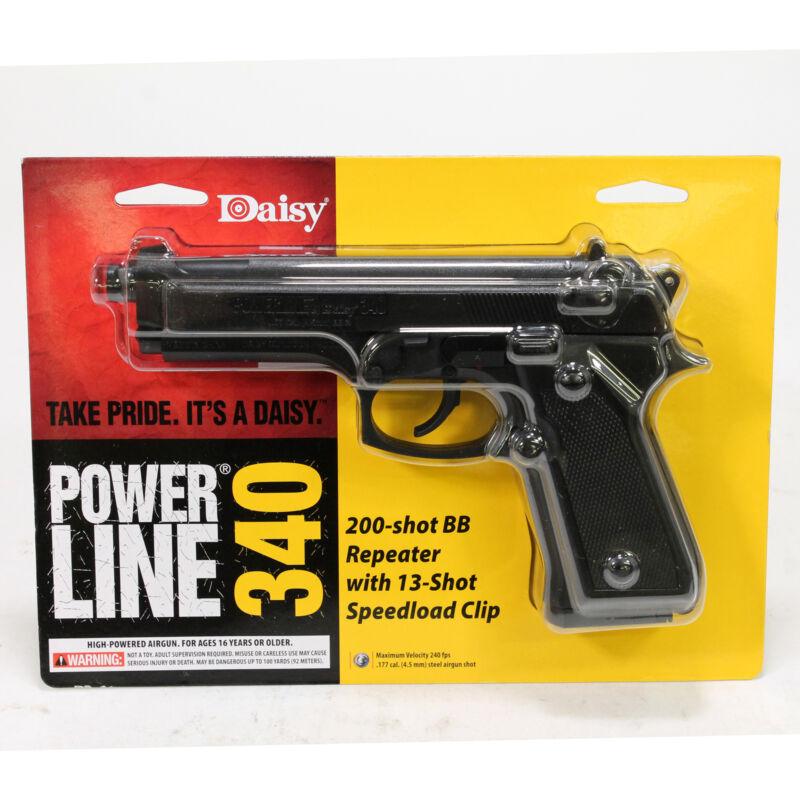 340 Spr Air BB Pistol, PartNo 980340-442, by Daisy Mfg, Single Unit