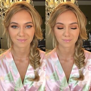 Mobile Hair and Makeup Team Available