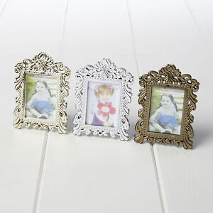 10 x Fridge Magnet Photo Picture Frame Baroque 1