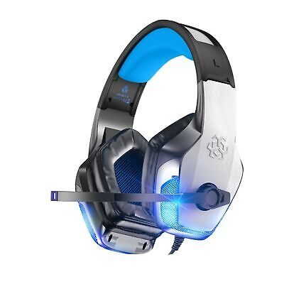 BENGOO V-4 Gaming Headset for Xbox One, PS4, PC, Controller,