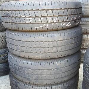 205/70R15C LIGHT TRUCK SECONDHAND Balcatta Stirling Area Preview