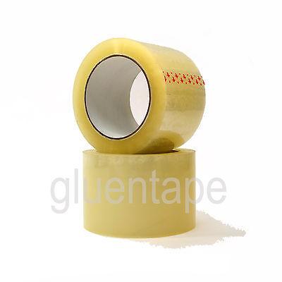 2.5 mil Clear Carton Sealing Packing Tape 3
