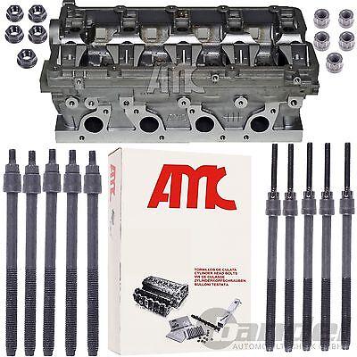 AMC ZYLINDERKOPF NEU VW 2.0 TDI 16V Pumpe-Düse PD AZV BMN BKD BUY BNA BRF BRD