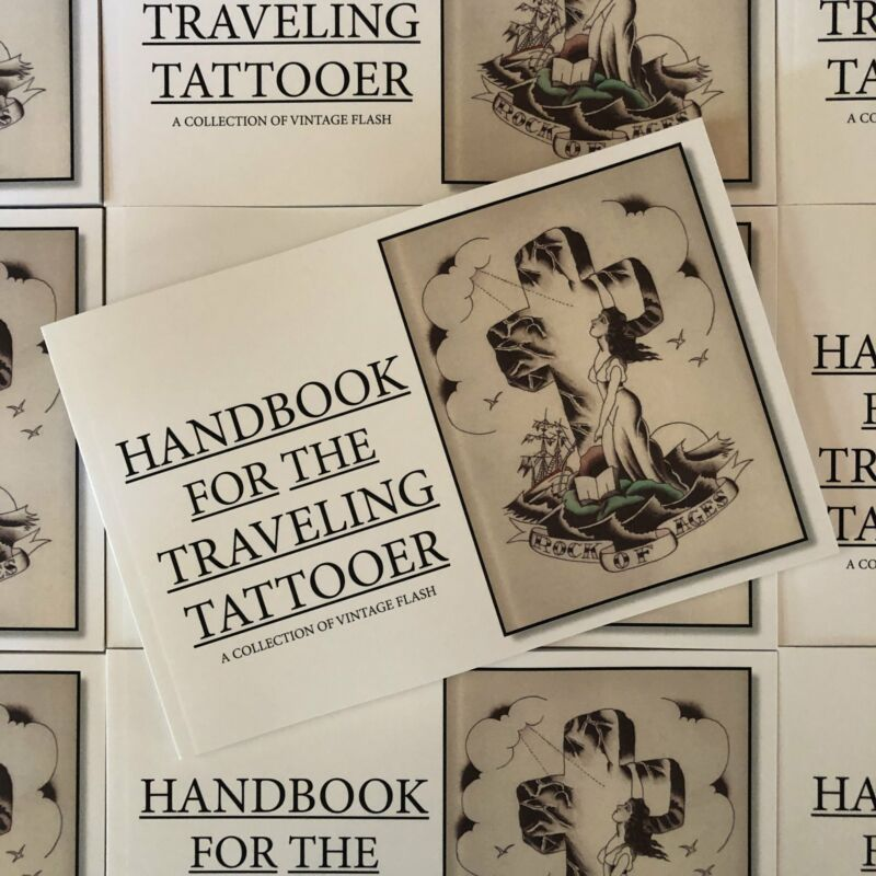 Handbook for the Traveling Tattooer: A Collection of Vintage Flash