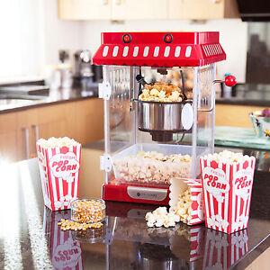 vintage theater popcorn machine