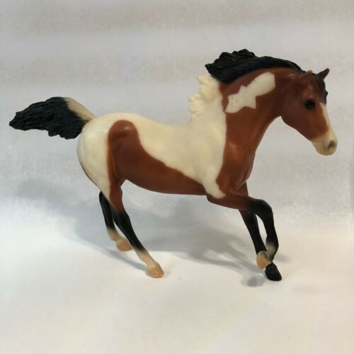 Breyer Classic #633 ANDALUSION STALLION BAY PINTO