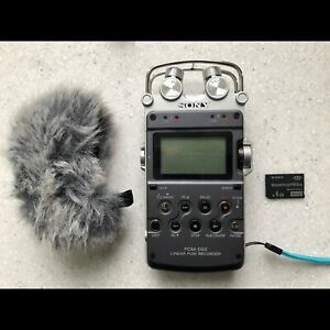 Sony PCM-D50 Linear Audio Recorder