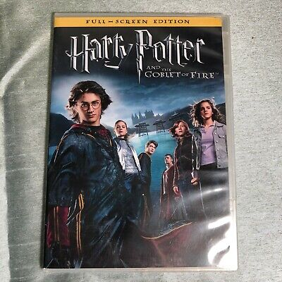 Harry Potter and the Goblet of Fire (DVD, 2006, Full-Screen Edition)