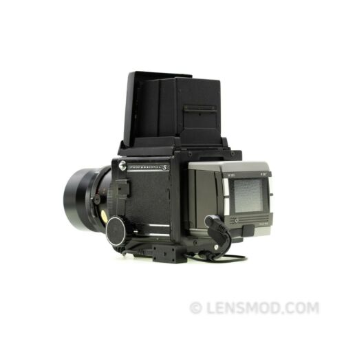 Adapter for Phase One P series digital back of Hasselblad H system & Mamiya RB67
