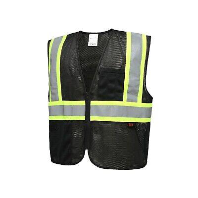 Safety Vest Black
