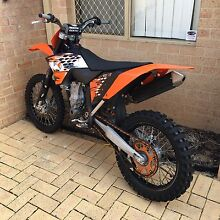 KTM 450 SXF Doubleview Stirling Area Preview