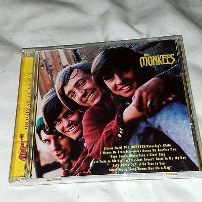 MONKEESMeet the monkees rhino cd with card